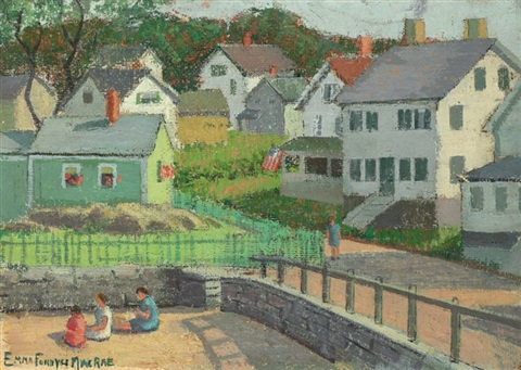 rockport beach cape ann massachusetts by emma fordyce macrae