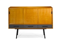 a sideboard by janine abraham