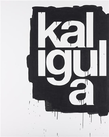 caligula kaligula by gardar eide einarsson