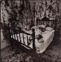 sur le lit by joan fontcuberta