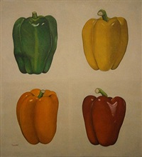 peppers by mitchell maceo