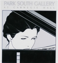 south park gallery (d page 23) by patrick nagel