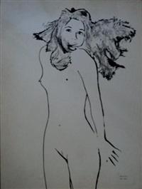 béatrice et muriel (3 works) by kim camba