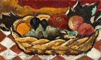 panier de fruits by jean louis boussingault