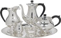 kaffee- und teeservice (set of 6) by jezler (co.)