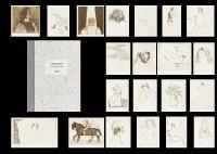 notebook (bk w/21 works) by toshio arimoto