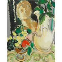 pitcher and fruit by william walton armstrong