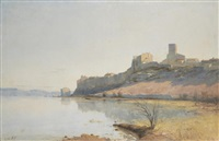 vue de bages d'aude by louis-lina bill