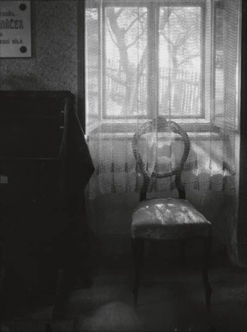 at the janáceks by josef sudek