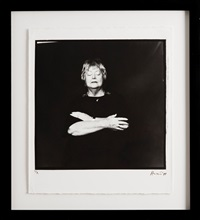 ann lewis (patron of the arts) by shigeo anzai
