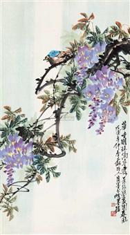 花鸟 by xu mo
