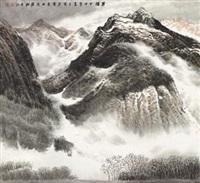 苏醒 (landscape) by xu qinsong