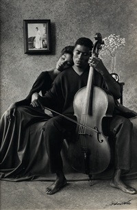 music--that lordly power by gordon parks