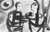 twee figuren by klaas boonstra