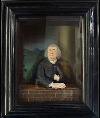 portrait of henry pointer standly by joachim smith