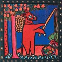la nuit de l'âne rouge by zette sautard