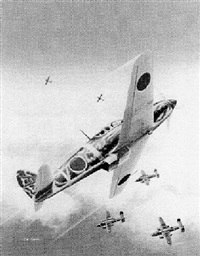 build a flying scale copy of japan's world war two kawasaki ki-6l
