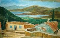 les moulins de mykonos by yves alix