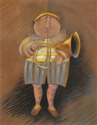 horn player by graciela rodo boulanger