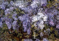 profusion de lilas by victor fillipov