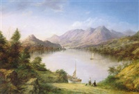 scottish lake district by henry c. gritten