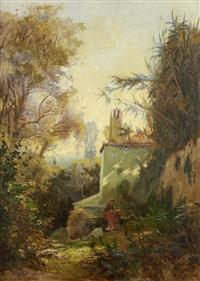 paisagem do magoito by alfredo keil