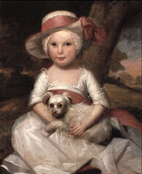 portrait of a child by ralph earl