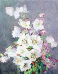 vase de fleurs by marie madeleine de rasky