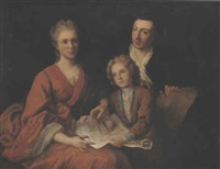 portrait de famille by gilles allou