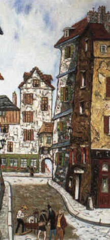 la rue dantan by claude tabet