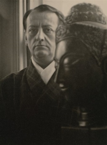 andré malraux by roger parry