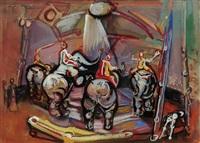 le circue by ian armstrong