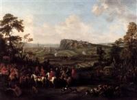 william iii at the siege of namur, 1695 by constantyn francken
