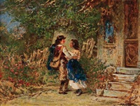 courtship by otto reinhold jacobi