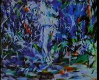dansen gennem nattens skov by eva weis bentzon