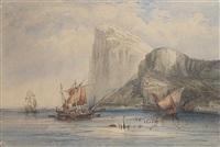 gibraltar by lady sophia dunbar