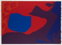 january 1973: 4 by patrick heron