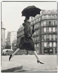 avedon paris (11 works) by richard avedon