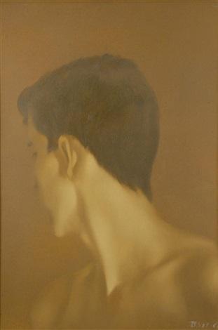 orange portrait by robert r bliss