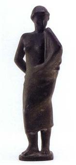 weiblicher akt by rudolf alexander agricola
