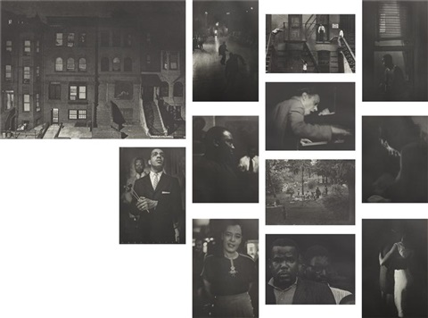 twelve photogravures 12 works by roy decarava