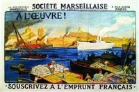 société marseillaise by auguste leroux
