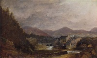 kenmare from the old road to dunkeron by george, major general colomb