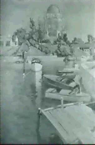 bahai temple wilmetter harbor evanston il by walter burt adams