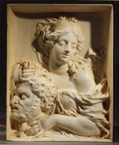 judith with the head of holofernes by francis van bossuit