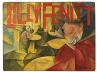 lilly fenitt by roberto marcello baldessari