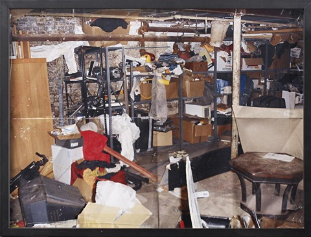basement by oscar tuazon