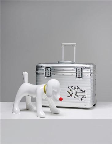 doggy radio x rimowa (in 2 parts) by yoshitomo nara