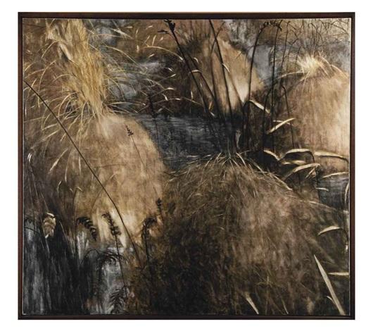 marsh stumps no1 by judith belzer