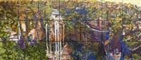 waterfall by geoff la gerche